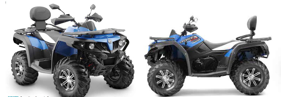 Rent a Quads bike Kos Kardamena CF