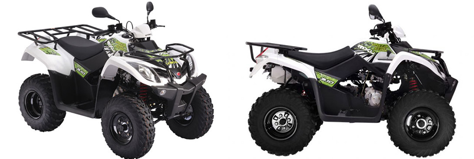 Rent a Quads bike Kos Kardamena mxu50